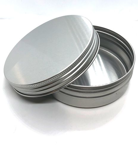 Candle Tins Screw Top 100x30mm Pkt 1