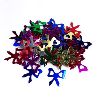 Scatters 12mm Bows Assorted 500g