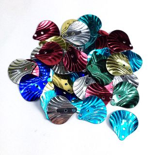 Scatters 13mm Sea Shells Assorted 500g