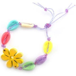 Cowrie Shell Bracelet 1 Kit