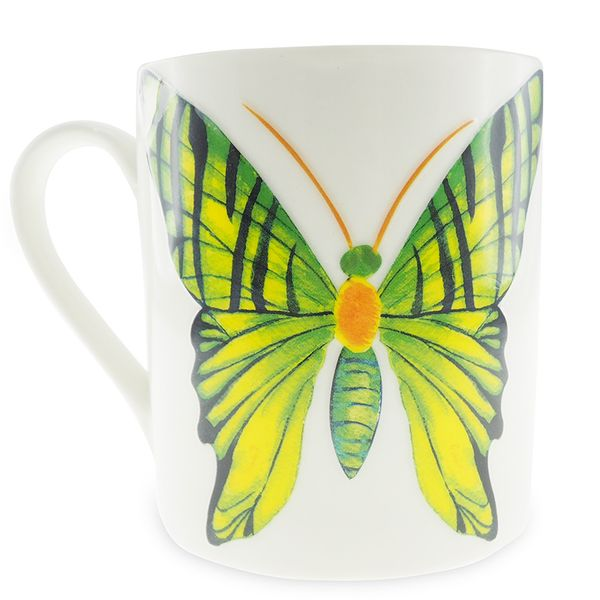 Craft Kit - Mug with Butterfly Transfer
