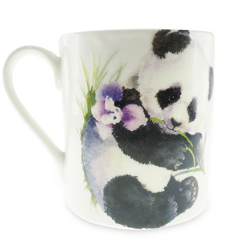 Craft Kit - Mug with Panda Transfer