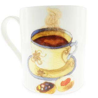 Mug with Coffee Cup Transfer 1 Kit