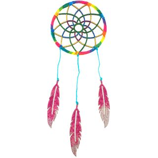 Craft Kit - Multi Colour Dream Catcher