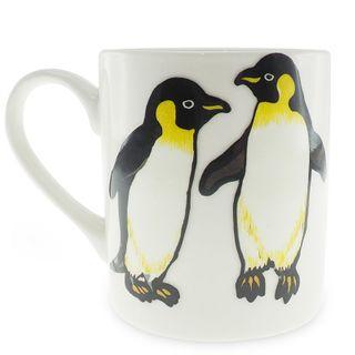 Mug with Penguin Transfer 1 Kit