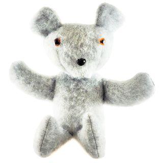 Arbee Bear Plush Heather Grey Kit