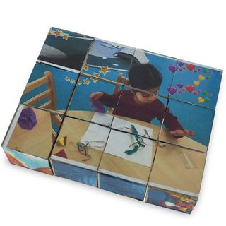 Craft Kit - Childrens Own Wood Puzzle