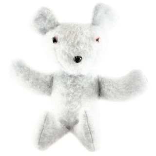 Arbee Bear Plush White Kit