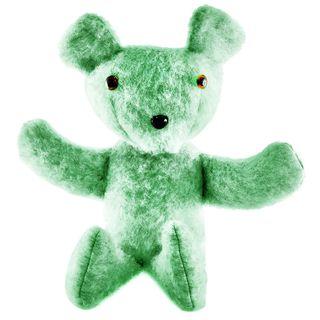 Arbee Bear Plush Mint Green Kit