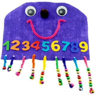 Octopus Number Counter Kit