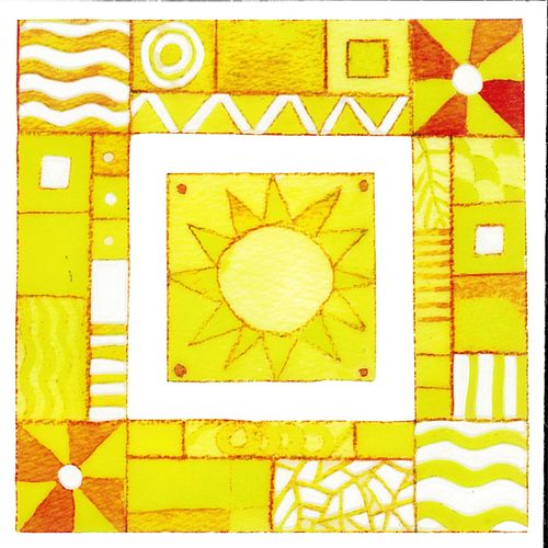 Dec/Transfers Yellow Sun Design