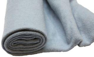 Nursery Blanketing Felt 100% Wool Blue
