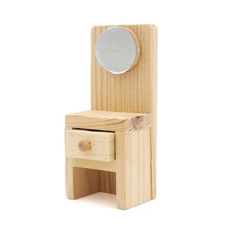 Dolls Furniture Dressing Table
