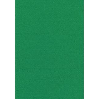 Stiffened Felt A4 Green Each