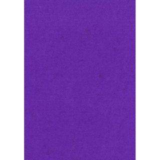 Stiffened Felt A4 Purple Each