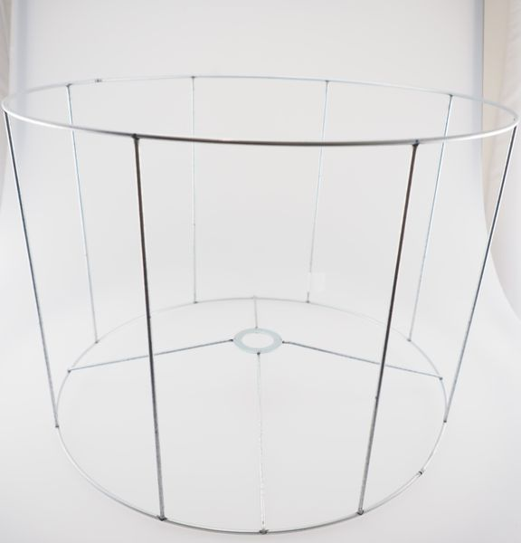 Lampshade Drop Fit Drum 10x12in
