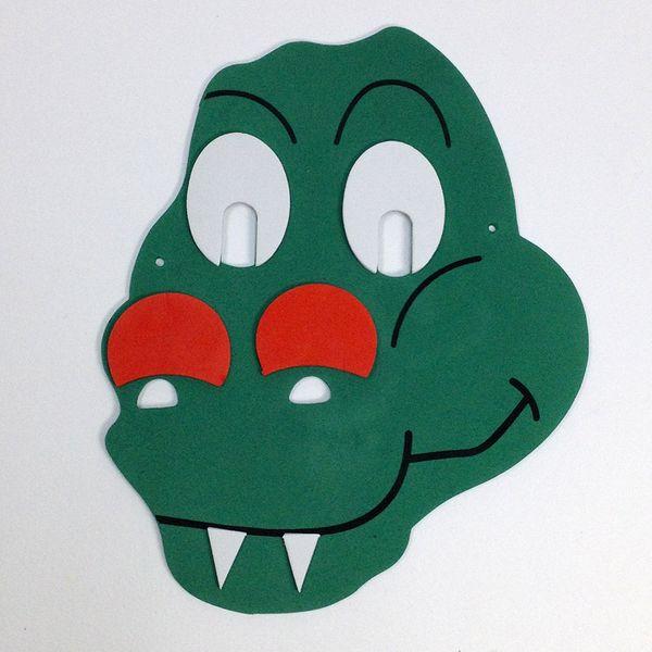 Australian Series Mask Crocodile