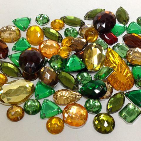 Gemstone Box Mixed Earth 100g