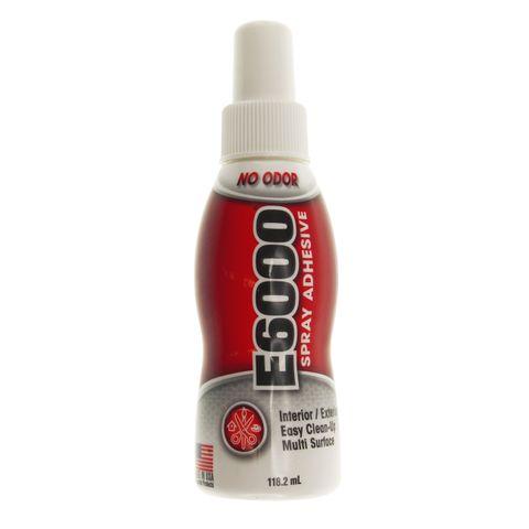 E6000 Spray Adhesive 118.2ml