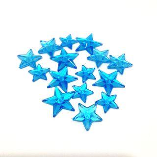 Jewels Stars Jade Pkt 15
