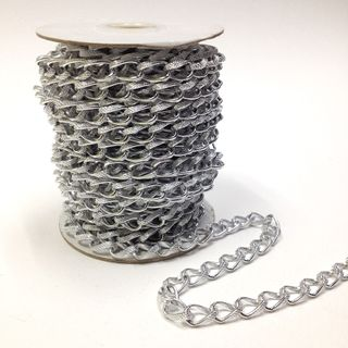 Aluminium Chain 3mm SI  10 mtrs