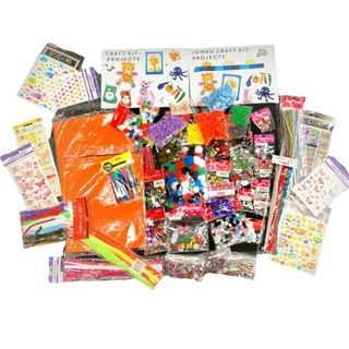Craft Kit - Assorted Jumbo Craft Pack