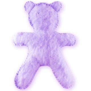 Craft Kit - Flat Bear Plush Lilac