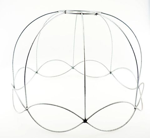 Lampshade Ceiling Fit Tiffany Eye 8in