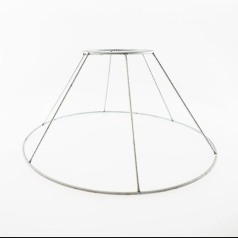 Lampshade Ceiling Fit Coolie 10in