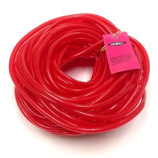 Plastic Tubing 4mm Red 20m