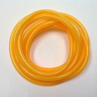 Plastic Tubing 4mm Gold 2m
