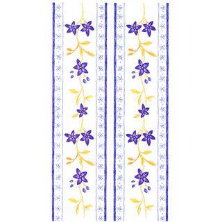 Dec/Borders Multi Floral Design