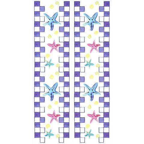 Dec/Borders Starfish Design