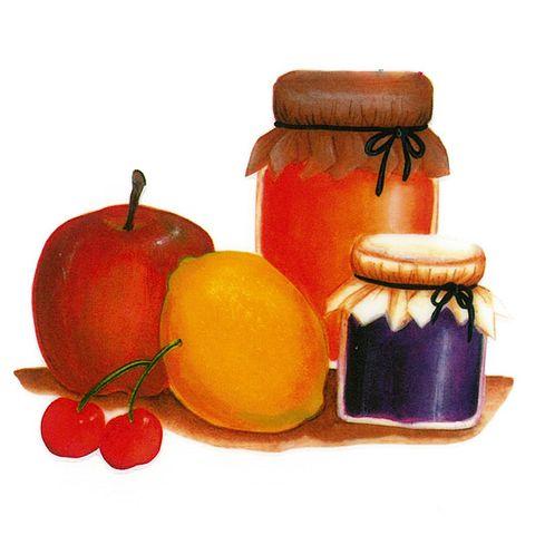 Dec/Transfers Fruit & Jam