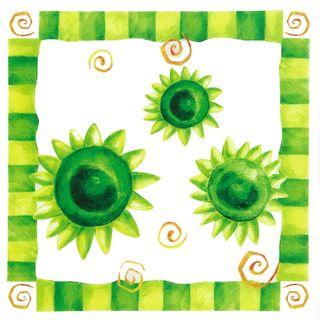 Dec/Transfers Green/Yellow Design
