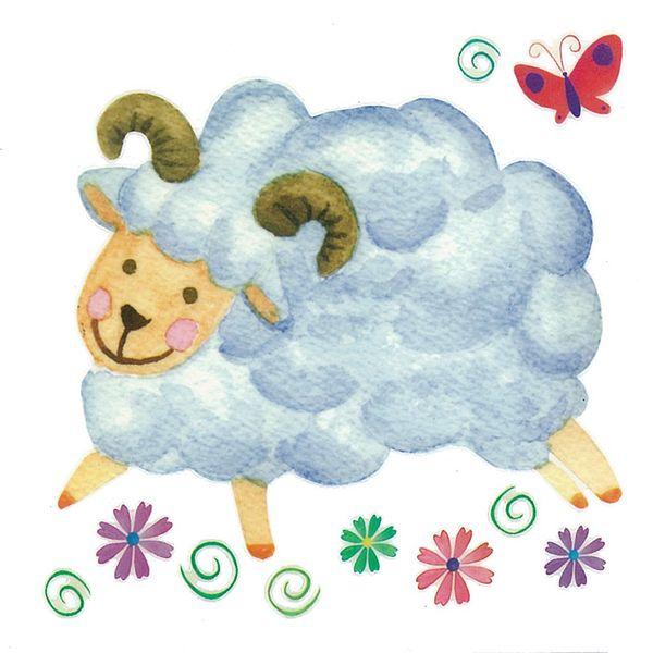 Dec/Transfers Nursery Sheep