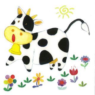 Dec/Transfers Nursery Cow