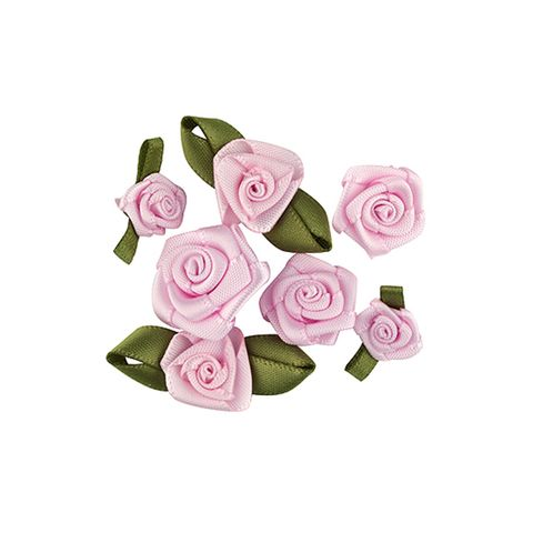 Flower Icy Pink 16Pcs