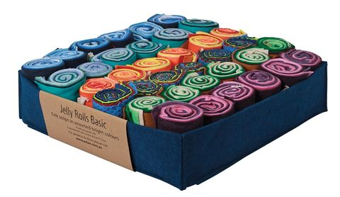 Jelly Roll Tray 2 Assorted 36Pcs