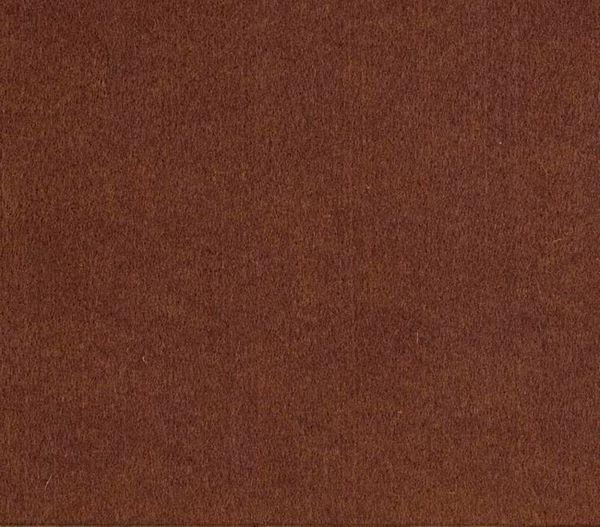 Felt Woolblend 90cm Dark Brown Per Metre