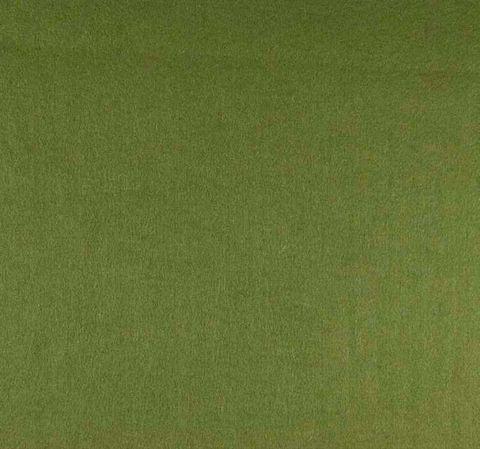 Felt Woolblend 90cm Olive Per Metre