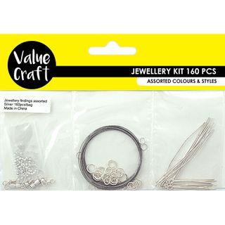 Jewellery Triple Pack Starter Kit Silver