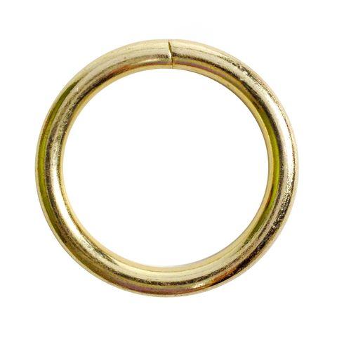 Ring Mac 12mm Gold Pkt 6