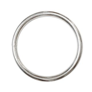 Ring Mac 12mm Silver Pkt 6
