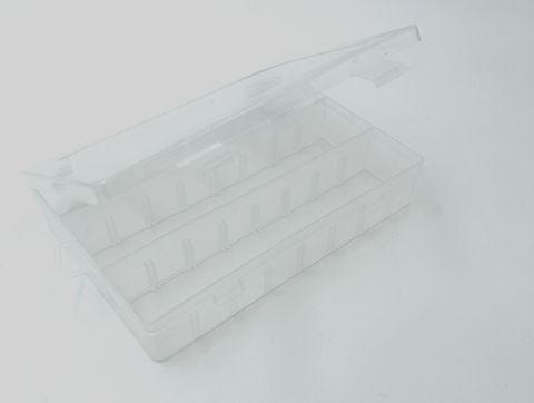 Storage Box Clear 210x115x35mm