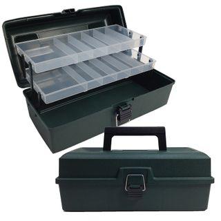 Storage Box Clear 340x170x135mm
