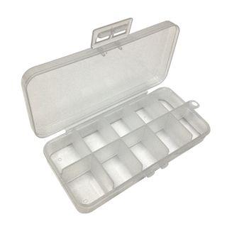 Storage Box Clear 132x65x25mm