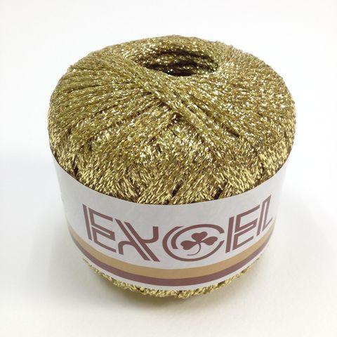Metallic Yarn Gold 20g