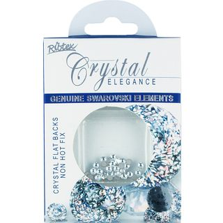 Bead Swar Ss10 Flat Back Crystal 30Pc