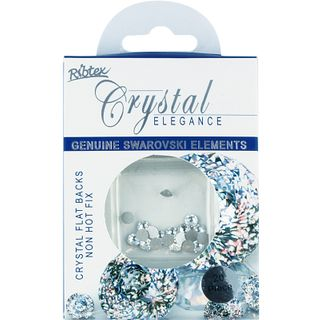 Bead Swar Ss16 Flat Back Crystal 20Pc